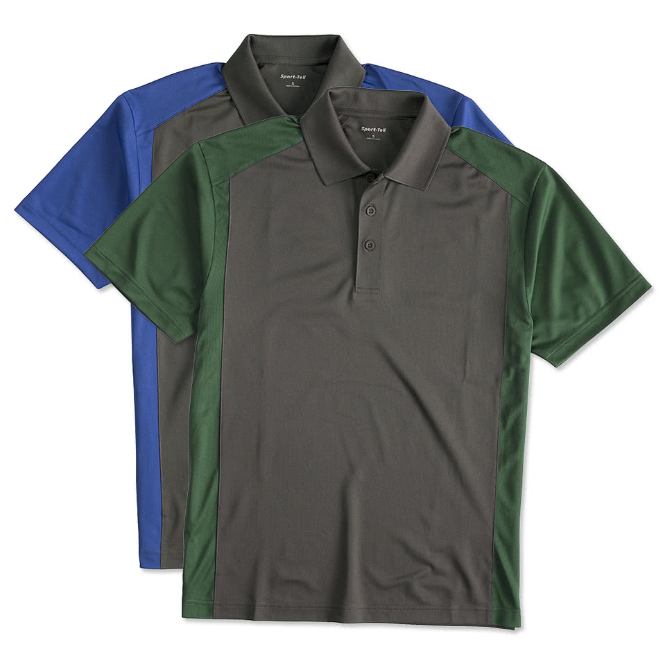 Plus Size Polo Shirts Custom Polo T Shirts From Customink