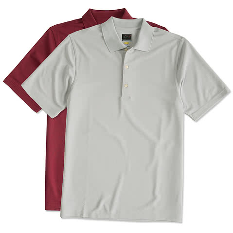 Greg Norman Performance Polo
