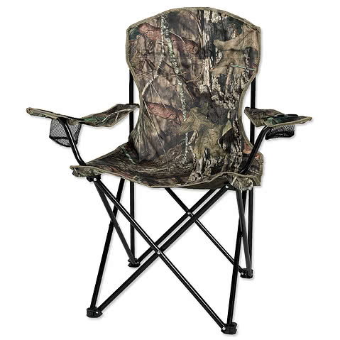 Camo Camp Chair
