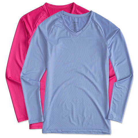 Augusta Juniors Long Sleeve Volleyball Jersey