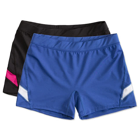 Augusta Ladies Contrast Volleyball Short