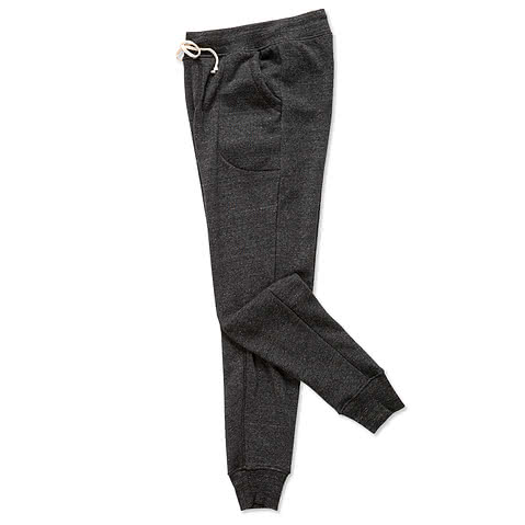 Alternative Apparel Juniors Jogger Sweatpants