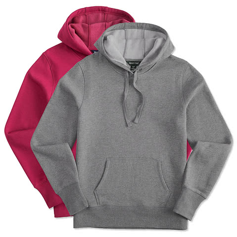 Sport-Tek Premium  Ladies Hooded Sweatshirt