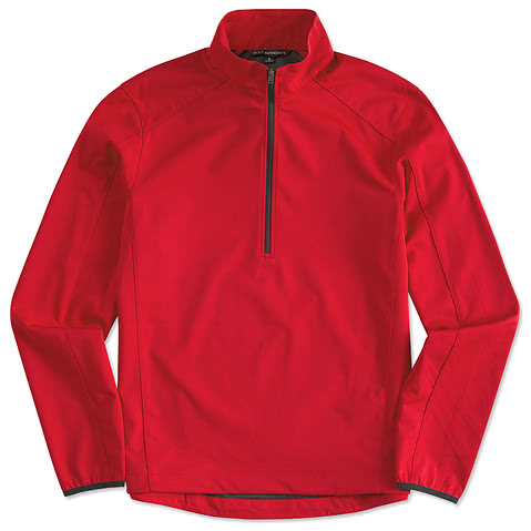 Port Authority Lightweight Active 1/4-Zip Soft Shell Jacket