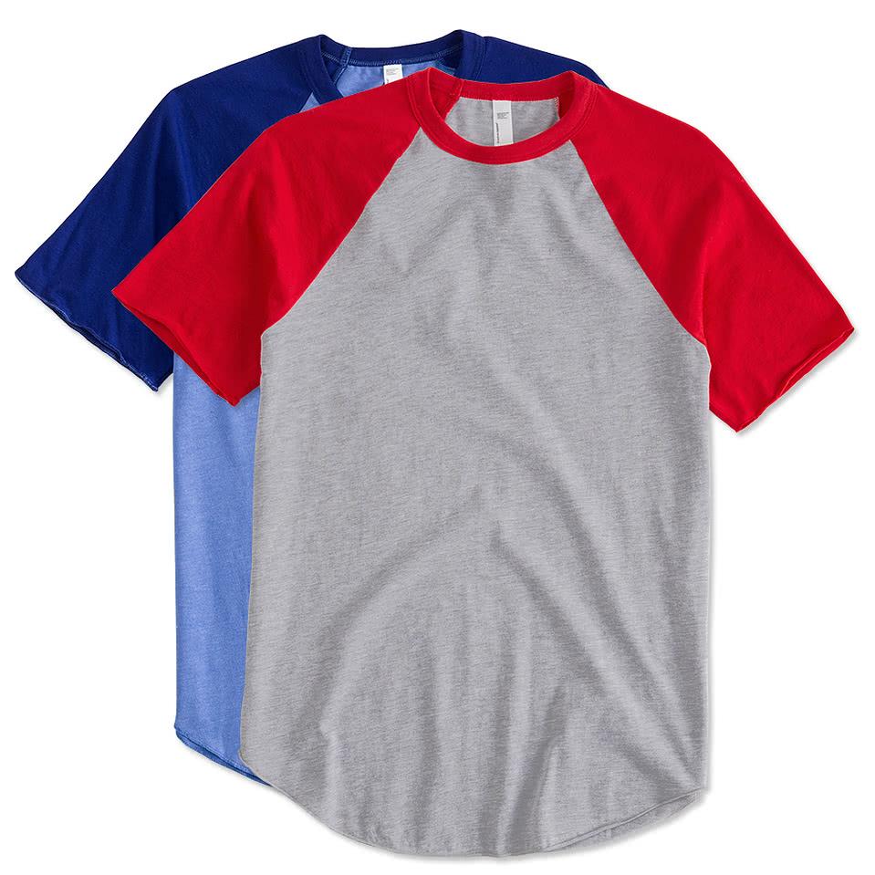 Design your own t shirt american apparel - Short Sleeve T Shirts Design Custom Short Sleeve Tees Online At Customink