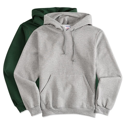 Jerzees Super Sweats® 50/50 Hooded Sweatshirt