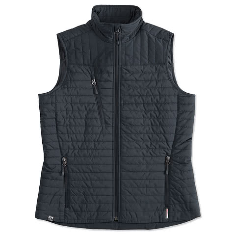 Storm Creek Ladies Quilted Thermolite® Vest