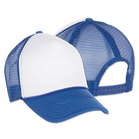 Valucap Foam/Mesh Trucker Hat