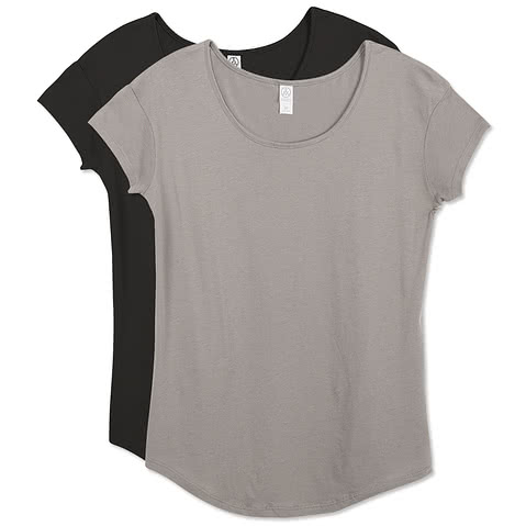 Alternative Apparel Ladies Relaxed T-shirt