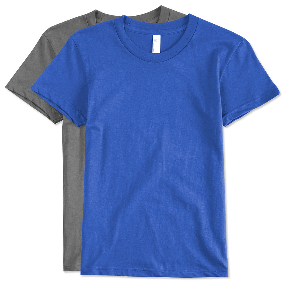 American Apparel Juniors Jersey T-shirt