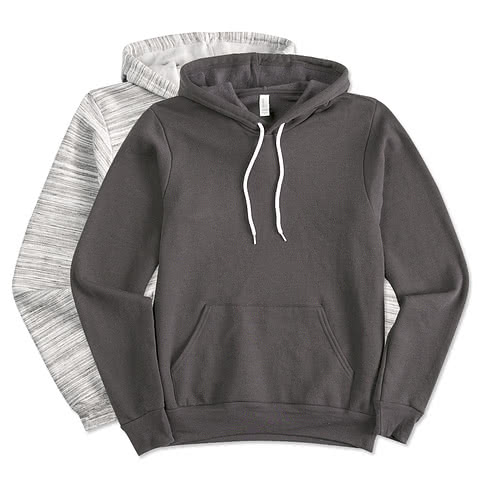 Canvas 60/40 Ultra Soft Hooded Sweatshirt