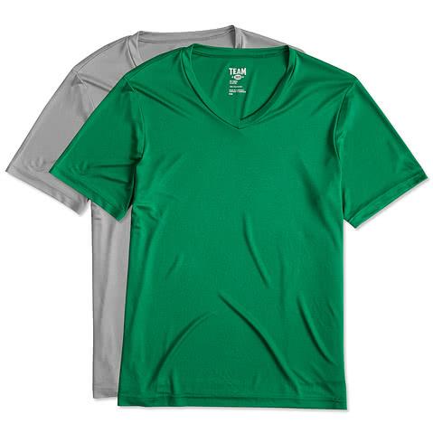 Team 365 Ladies Zone V-Neck Performance Shirt
