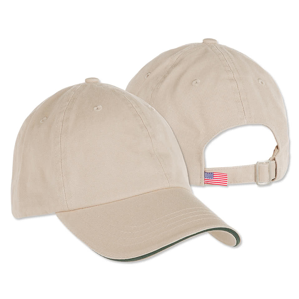 Custom Dad Hats - Design Your Own at CustomInk.com