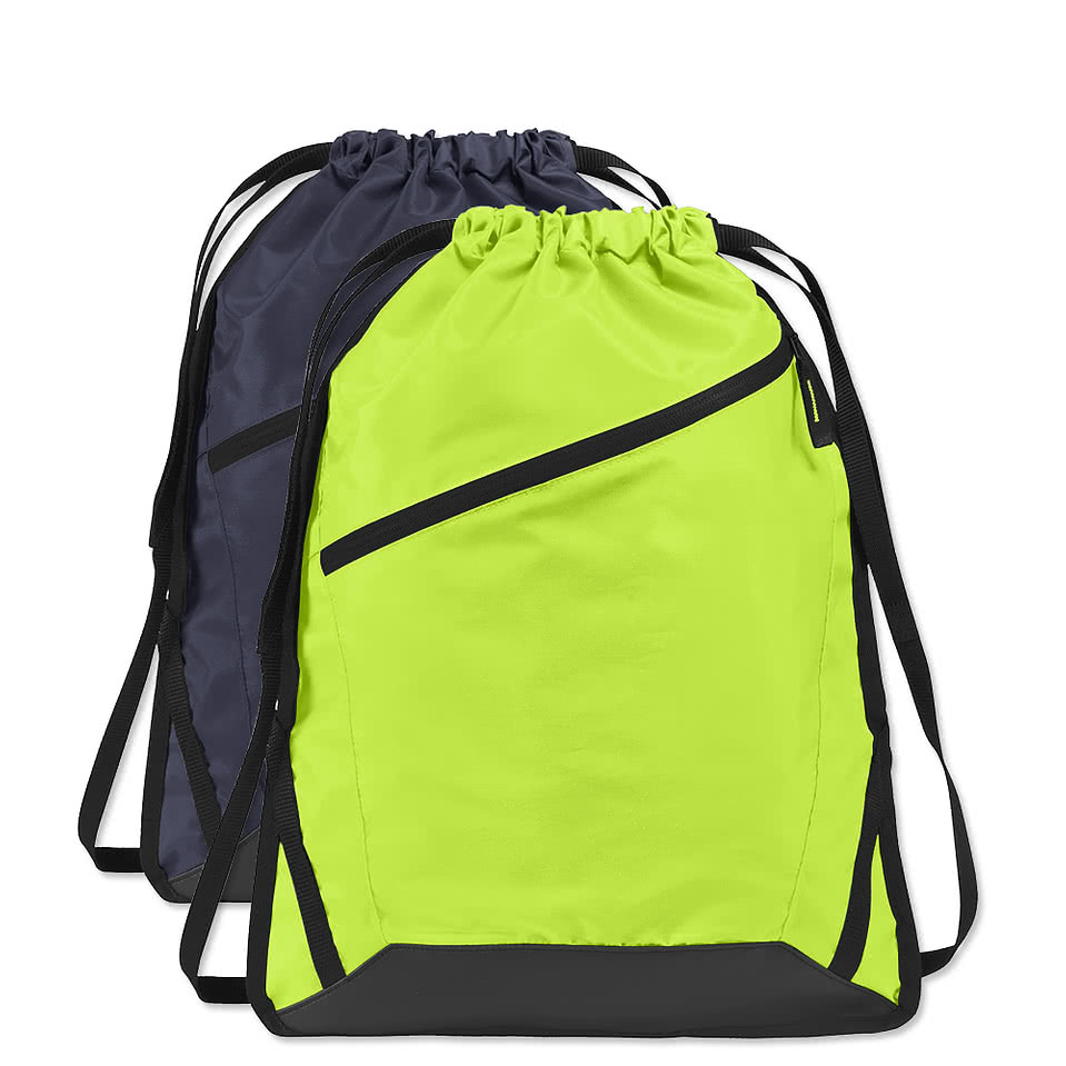 Design Your Own Drawstring Bag Bags More
