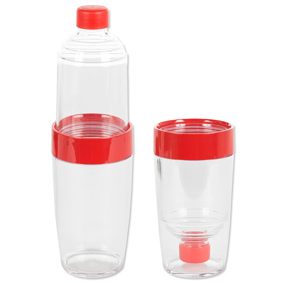 32 oz convertible flip cup u0026 water bottle