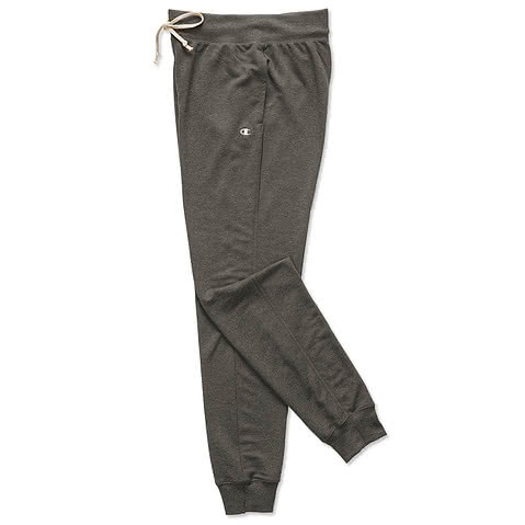 Champion Authentic Womens French Terry Joggers