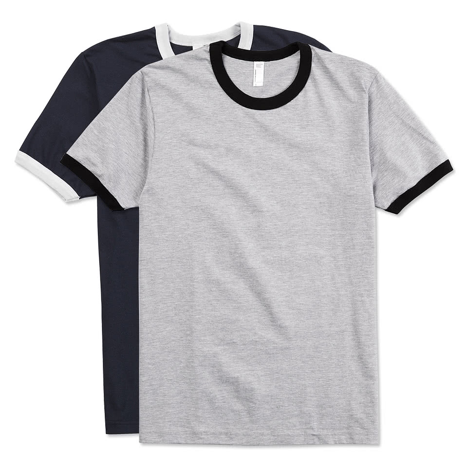 Short Sleeve T-Shirts - Design Custom Short Sleeve Tees Online at CustomInk