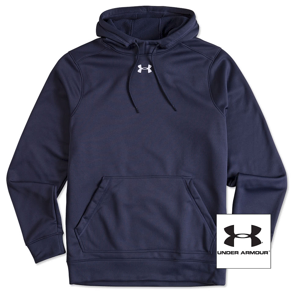 Design tshirt online free shipping - Under Armour Storm Armour Fleece Hoodie