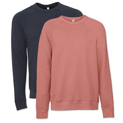Bella + Canvas Ultra Soft Crewneck Sweatshirt