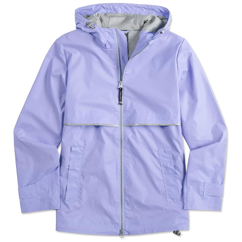Custom Rain Jackets - Design Your Own at CustomInk.com