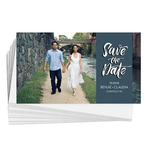 save the date magnets design save the date magnets online