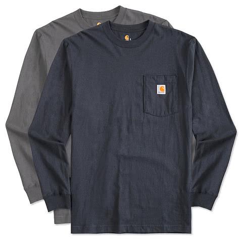Carhartt Workwear Long Sleeve Pocket T-Shirt