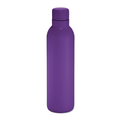 17 oz. Thor Matte Copper Vacuum Insulated Water Bottle