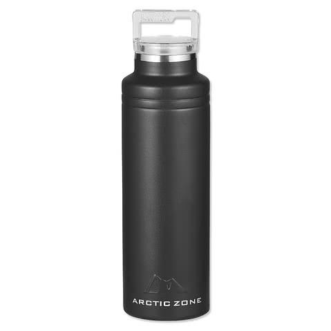 Arctic Zone 20 oz. Copper Vacuum Insulated Water Bottle