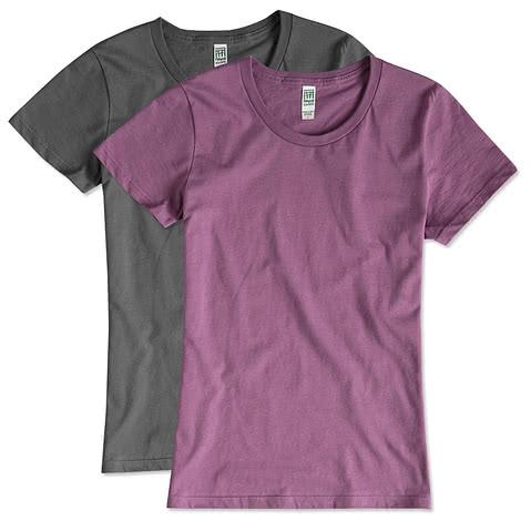 aa4af1681 Organic Cotton T-shirts – Design Custom Organic Cotton Shirts for ...