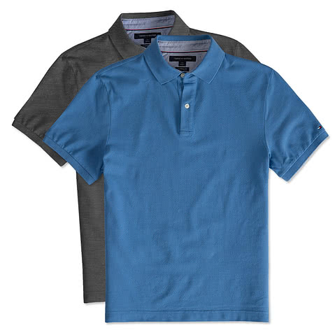 0b12d77ab Find Your Tommy Hilfiger Apparel. NEW Tommy Hilfiger Ivy Pique Polo