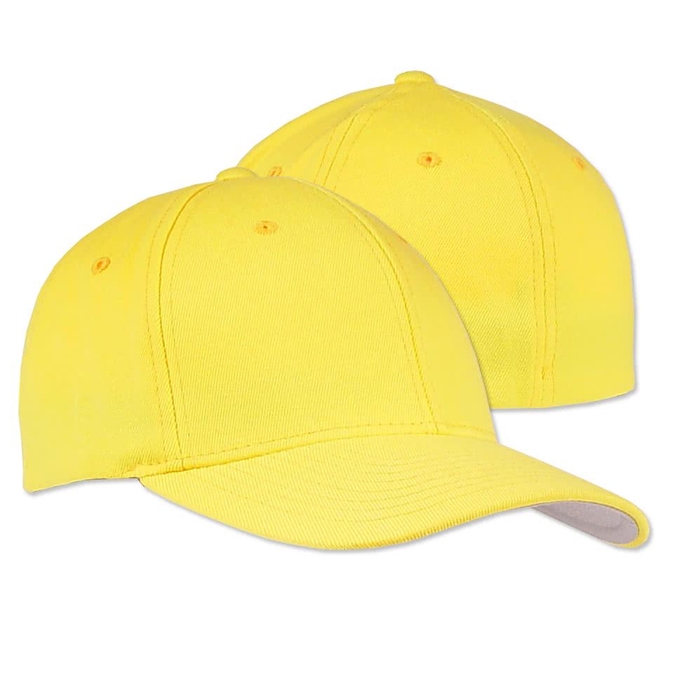 Yupoong Wool Flexfit Hat