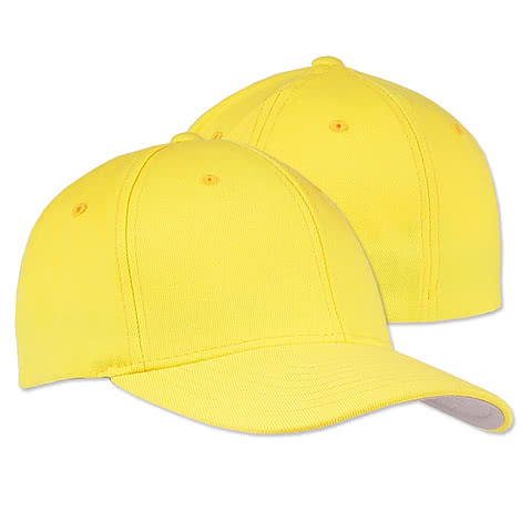 Yupoong Wool Flexfit Hat