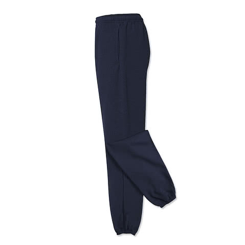 Russell Athletic Dri Power® Closed Bottom Sweatpants with Pockets