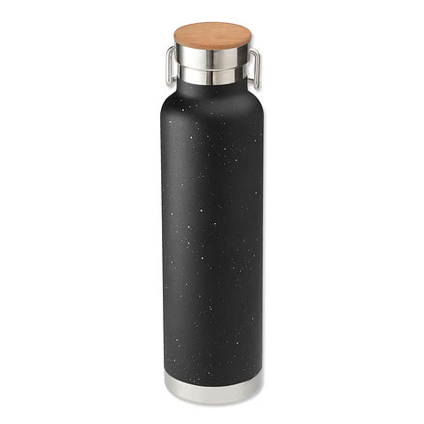 22 oz. Thor Speckled Copper Vacuum Insulated Water Bottle