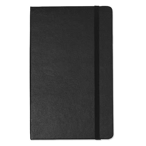 Moleskine Hard Cover Ruled Professional Notebook