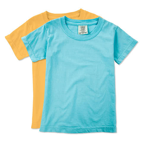 Comfort Colors Youth 100% Cotton T-shirt