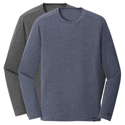 New Era Heritage Blend Long Sleeve T-shirt