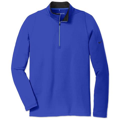 Nike Dri-FIT Stretch Quarter Zip Pullover