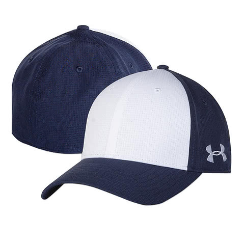 Under Armour Colorblock Stretch Fit Hat