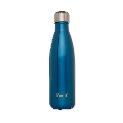 S'well 17 oz. Shimmer Insulated Water Bottle - Laser Etched