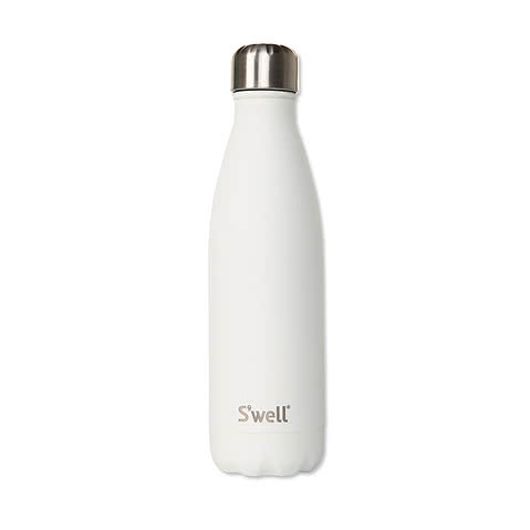 S'well 17 oz. Stone Insulated Water Bottle  - Laser Etched