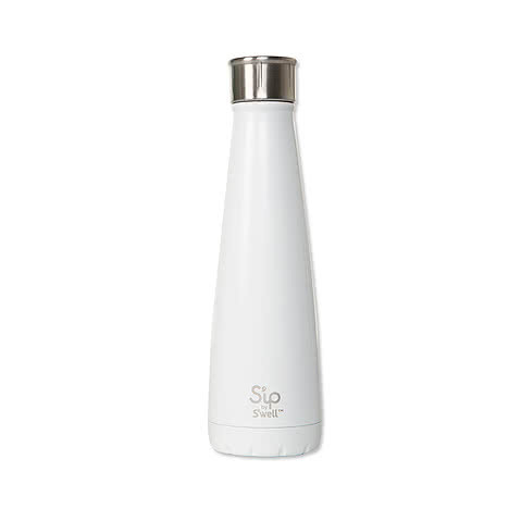 S'ip by S'well 15 oz. Insulated Water Bottle - Laser Etched