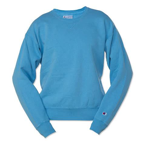 Champion Garment Dyed Crewneck Sweatshirt