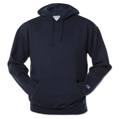 Champion Garment Dyed Pullover Hoodie