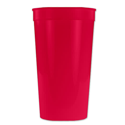 Big Plastic Stadium Cup