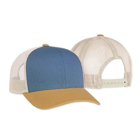 Pacific Headwear Snapback Trucker Hat
