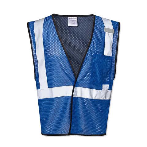 Kishigo Non-ANSI Enhanced Visibility Color Safety Vest