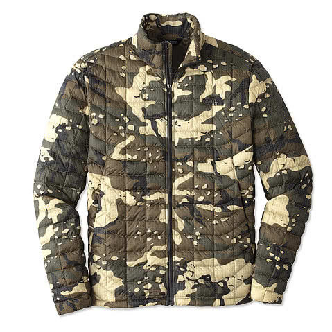 The North Face Camo ThermoBall Trekker Jacket