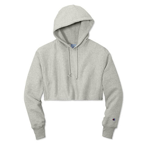 Champion Womens Reverse Weave Cropped Hoodie