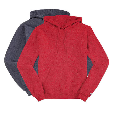 Embroidered Champion Double Dry Eco Pullover Hoodie